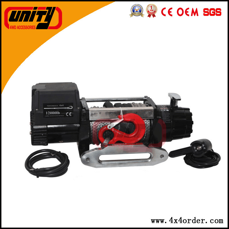 EW10000XS 10000lbs Synthetic Rope Electric Winch