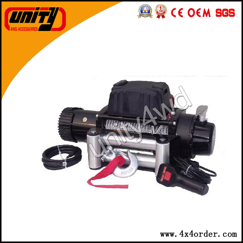 EW12000XTS 12000lbs+Synthetic ROPE  Electric Winch